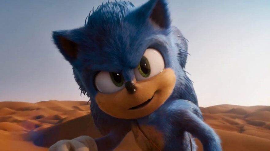 Sonic the Hedgehog in Abu Dhabi
